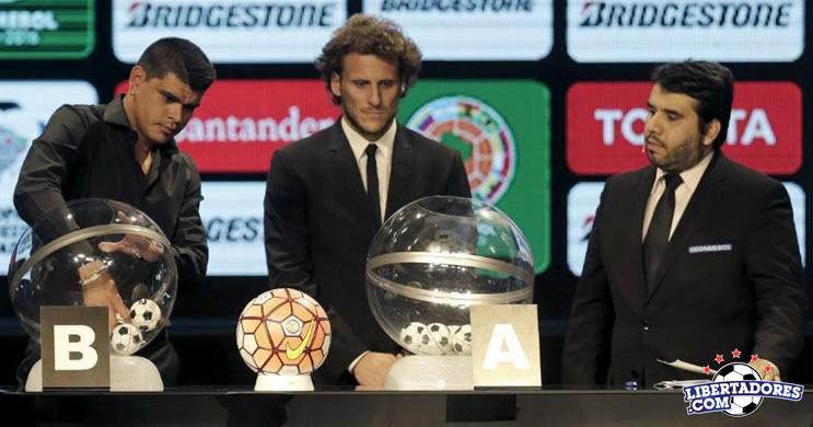 Sorteio define os grupos da Libertadores 2016