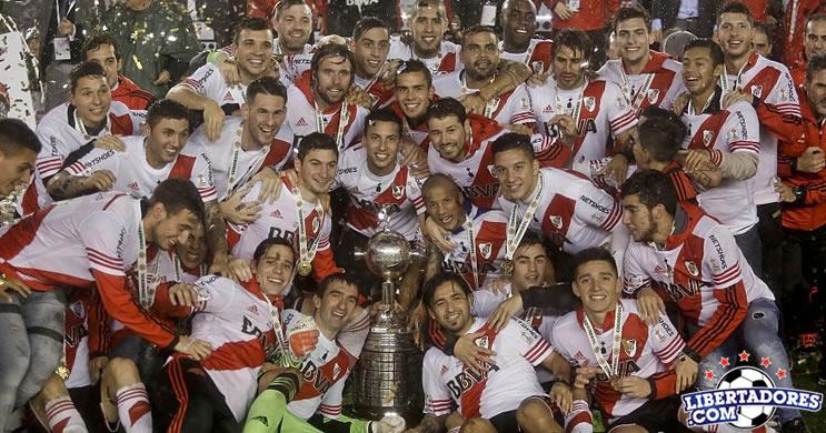 Conmebol aumenta premiacao na Libertadores