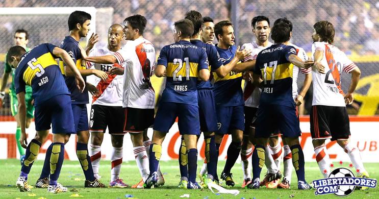 Conmebol diminui pena do Boca para apenas dois jogos sem torcida