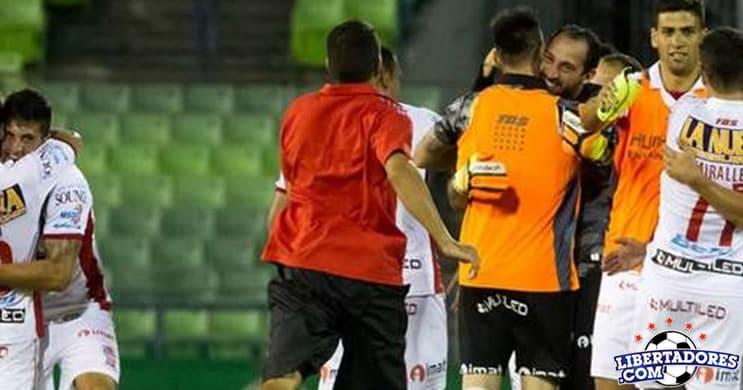 Huracan e River Plate estao na fase de grupos da Libertadores