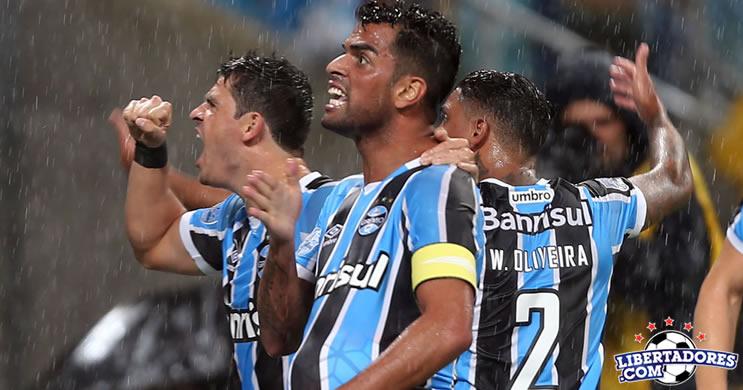 Brasileiros vão bem em quarta-feira de Libertadores