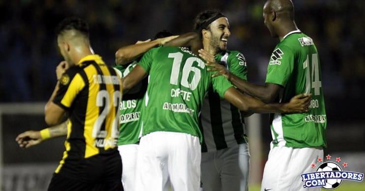 Colombianos goleiam enquanto Grêmio e San Lorenzo ficam no empate