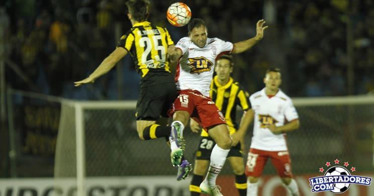 Confira os resultados desta terça-feira na Copa Libertadores