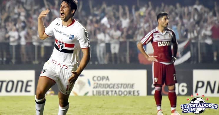 Gremio e Sao Paulo vencem na quartafeira de Copa Libertadores
