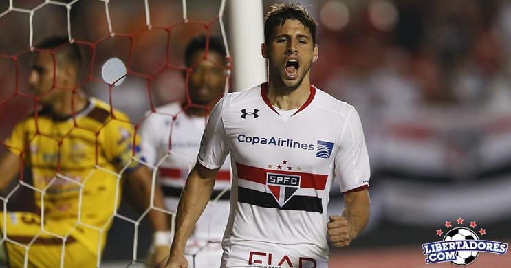 São Paulo goleia, Huracán e Toluca vencem na Libertadores