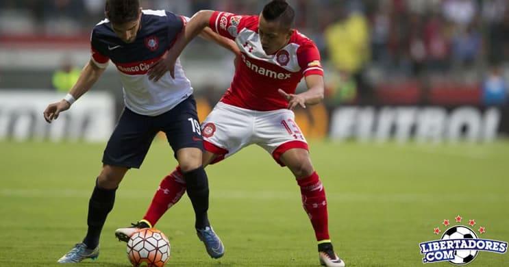 Toluca e Atletico Nacional vencem mais uma The Strongest e superado pelo Trujillanos