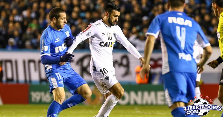 Atletico-MG se classifica e Corinthians está novamente fora da Copa