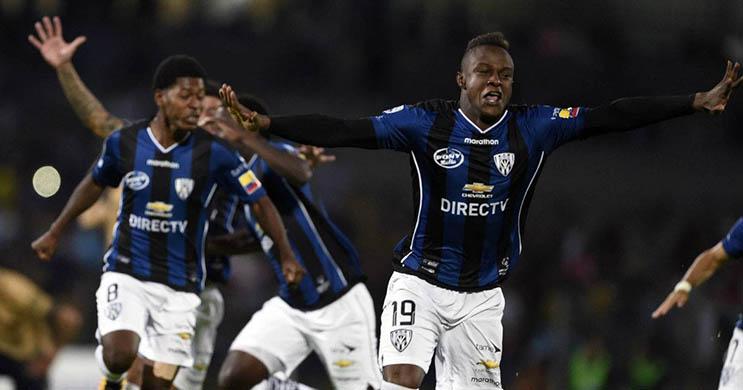 Independiente del Valle se clasifica a Semifinales