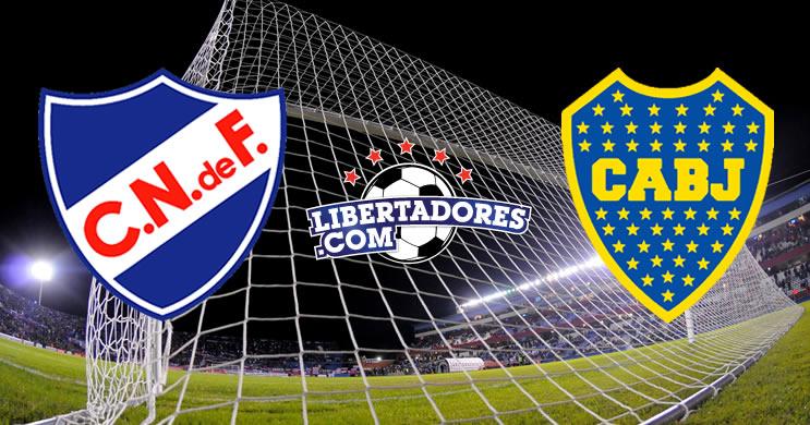 Nacional recibe a Boca Juniors en el Gran Parque Central