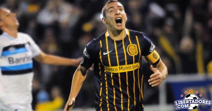 Rosário goleia o Grêmio; Boca passa pelo Cerro