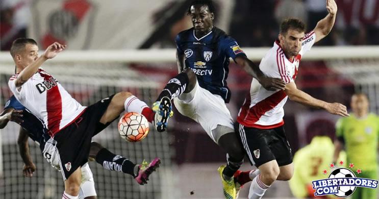 São Paulo perde, mas se classifica; River cai para o Independiente Del Valle