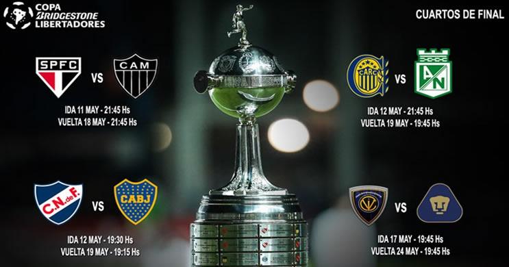 Libertadores fixture