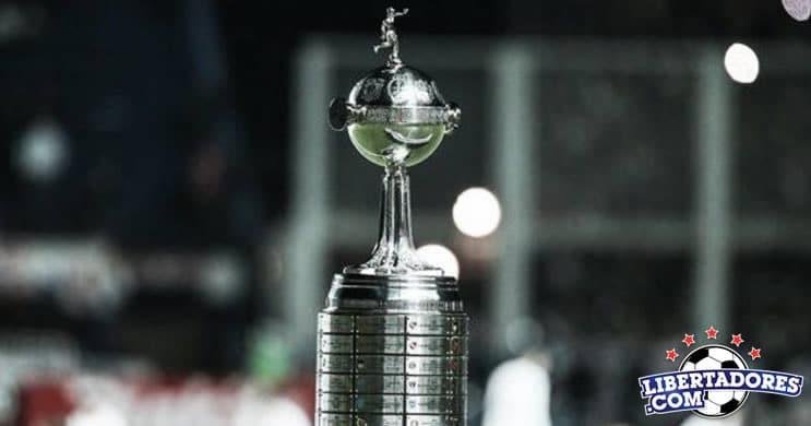 Troféu da Copa Libertadores
