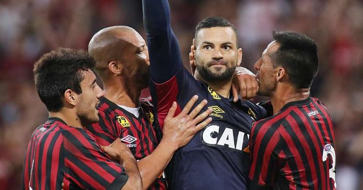 Milionários x Atlético-PR Pré-Libertadores