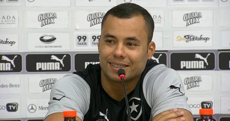 Jair Ventura estreia do Botafogo