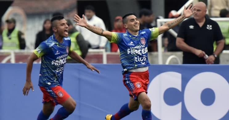 Começou Libertadores 2017