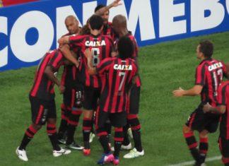 Furacão se complicou na Libertadores