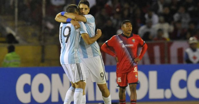 Atlético Tucuman bateu El Nacional