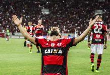 Flamengo goleia San Lorenzo