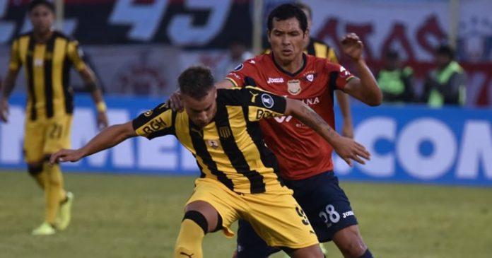 Jorge Wilstermann vence