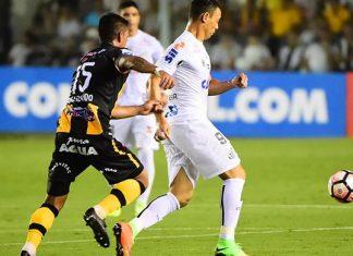 Santos vence o The Strongest