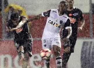 Atlético-MG perde