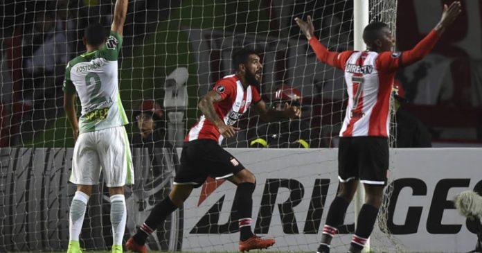Atlético Nacional derrotado