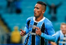 Grêmio goleia Guarani
