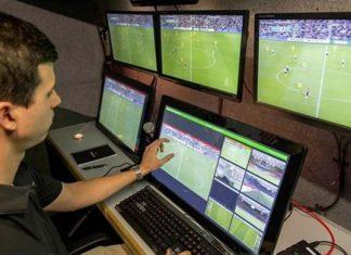 Conmebol utiliza árbitro de vídeo
