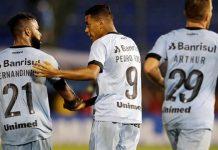 Grêmio e Guaraní empatam