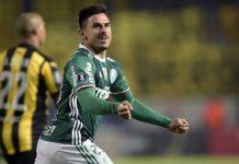 Palmeiras e Peñarol