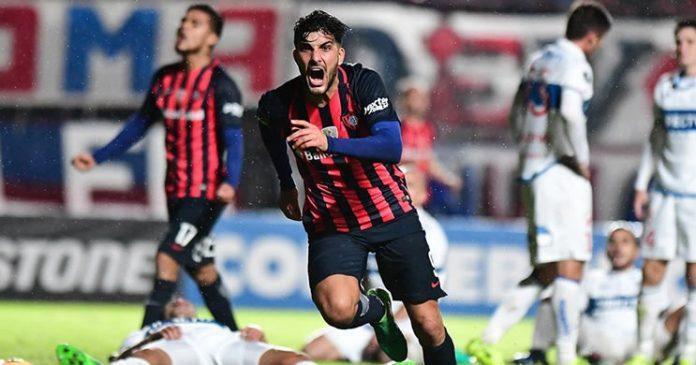 San Lorenzo vence