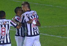 Atlético Mineiro vence