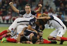 Atlético-PR derrotado