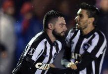 Nacional perde para Botafogo