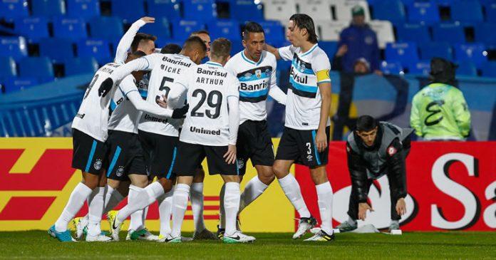 Godoy Cruz perde para o Grêmio