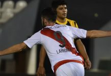 River perto das quartas de final