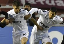 Empate de Lanús e The Strongest