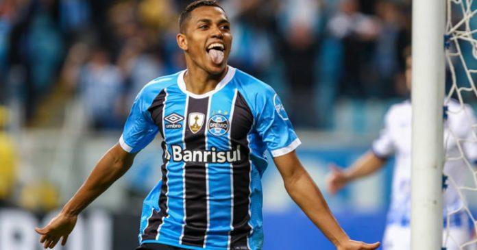 Grêmio se classifica