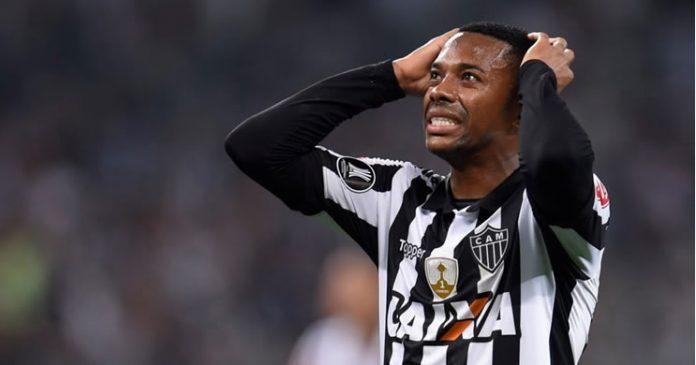 Atlético Mineiro está fora