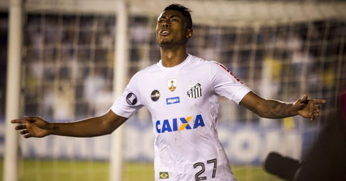 Bruno Henrique marcou