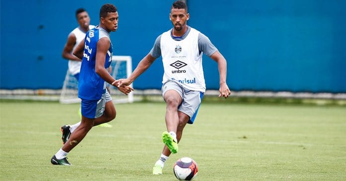volante do Grêmio
