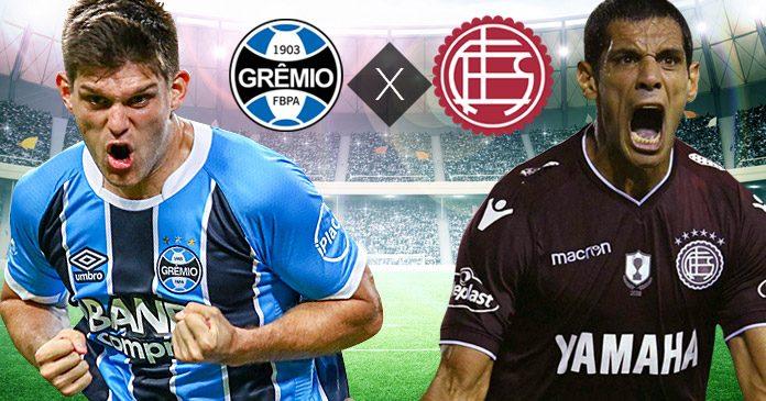 Grêmio vs Lanús