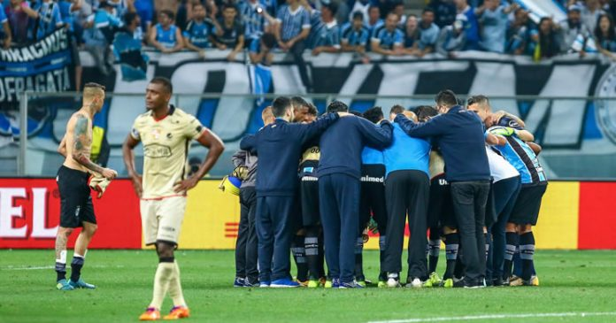 Grêmio na final da Libertadores