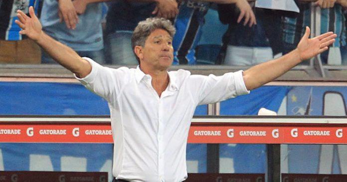 Gaúcho dispara contra a arbitragem
