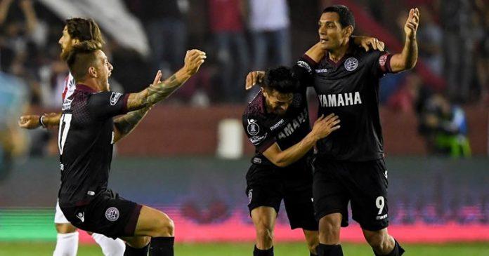 Lanús vs Grêmio