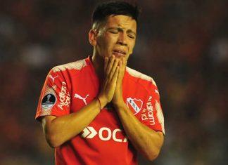 Barco causa climão no Independiente