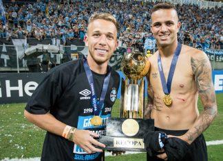 Copa Libertadores fase de grupso