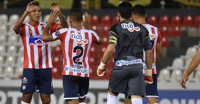 Barranquilla estará no grupo do Palmeiras