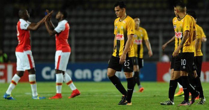 Segunda fase da Libertadores